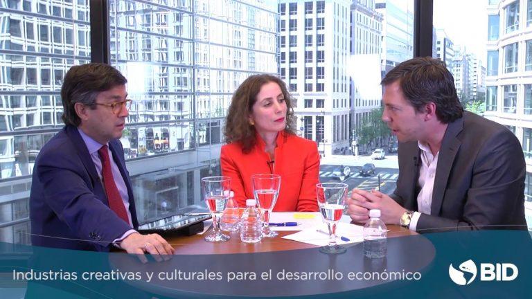 Industrias creativas y culturales para el desarrollo económico de América Latina y el Caribe
