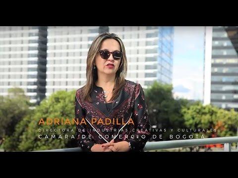 Adriana Padilla – Directora de Industrias Creativas y Culturales  CCB