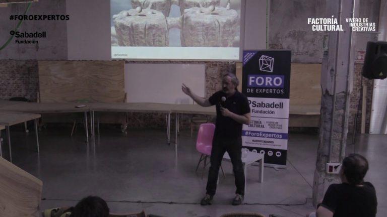 Management e innovación para las Industrias Creativas y Culturales, con Paco Bree