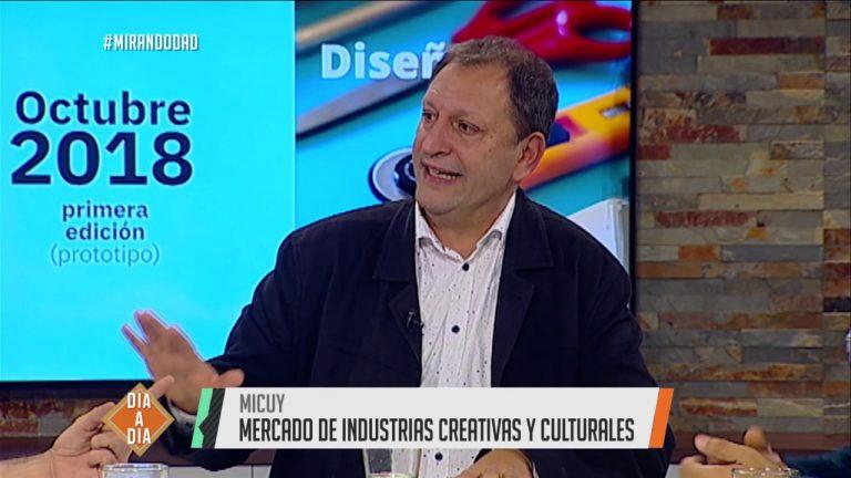 MICUY: Mercado de industrias creativas y culturales