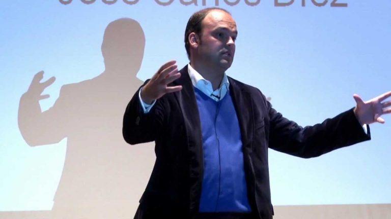 La economía como labor social: Jose Carlos Diez at TEDxRetiro