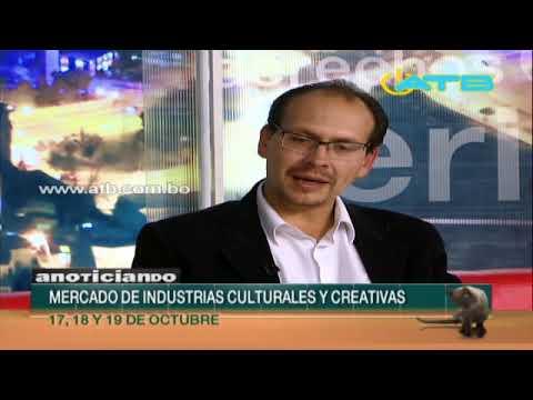 El Mercado de Industrias Culturales y Creativas genera desarrollo, según secretario municipal de Cul