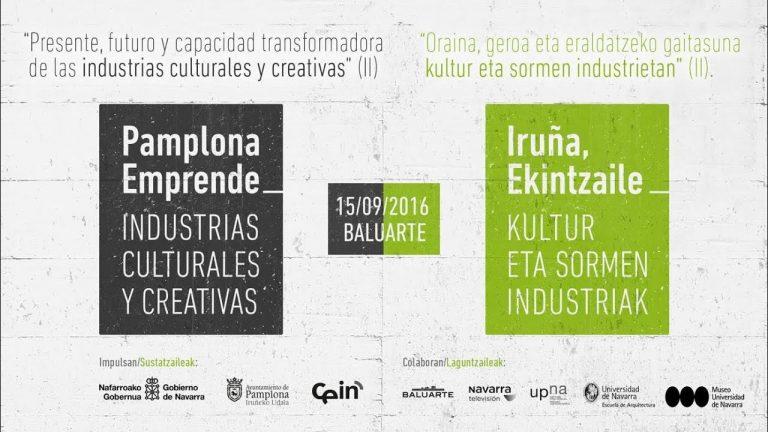 CEIN: Presente, futuro y capacidad transformadora de las industrias culturales y creativas (II)
