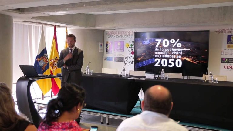 DÍA 2 (Gran Canaria)-III FÓRUM ENDESA DE CIUDADES Y TERRITORIOS CREATIVOS DE ESPAÑA 2014