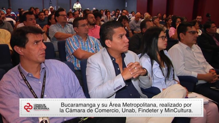 Resultados del mapeo de industrias culturales y creativas Bucaramanga