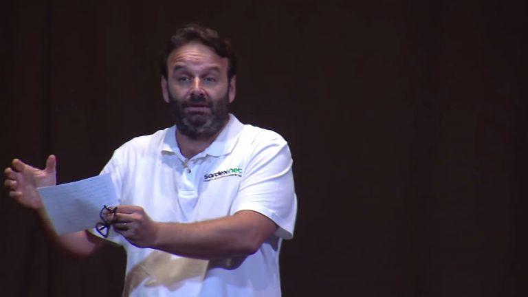 Dalla Resilienza all'Antifragilità nell'era dell'economia creativa | Nicola Pirina | TEDxMacomer