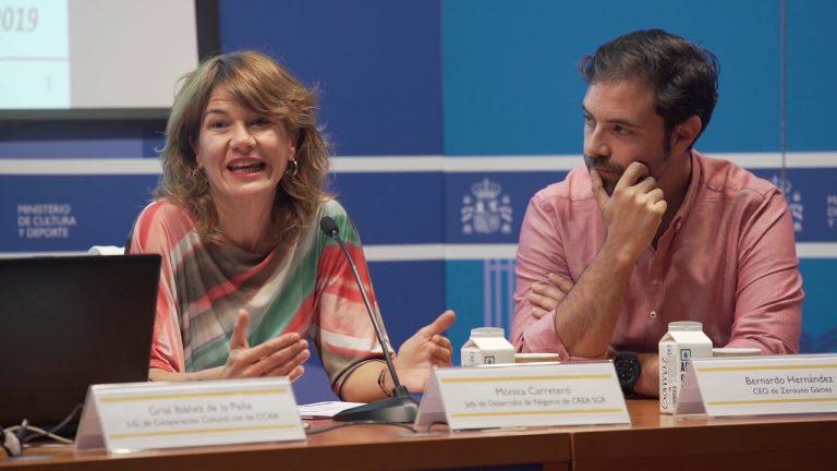 """II Jornada Financiación ICC – Mesa completa """"Instrumento de garantía Europa Creativa"""""""