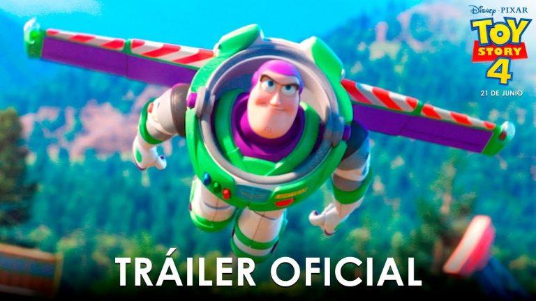 Toy Story 4 de Disney•Pixar | Nuevo Tráiler Oficial en español | HD