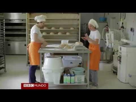 """El pan artesanal que """"crece"""" en un desierto de España – BBC Mundo"""