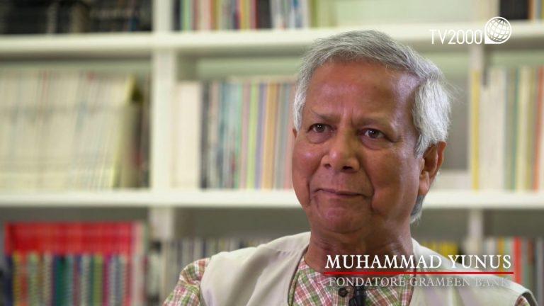 """Benedetta Economia! Muhammad Yunus: """"Diamo credito al potere creativo delle donne"""""""
