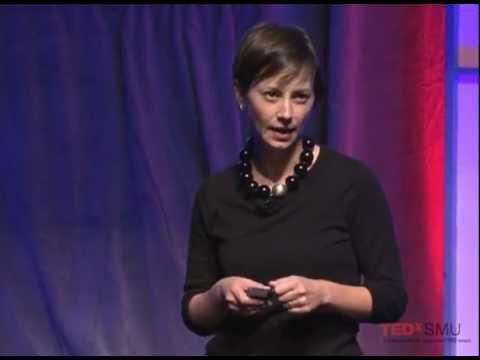 TEDxSMU Salon 2012 – Kate Canales