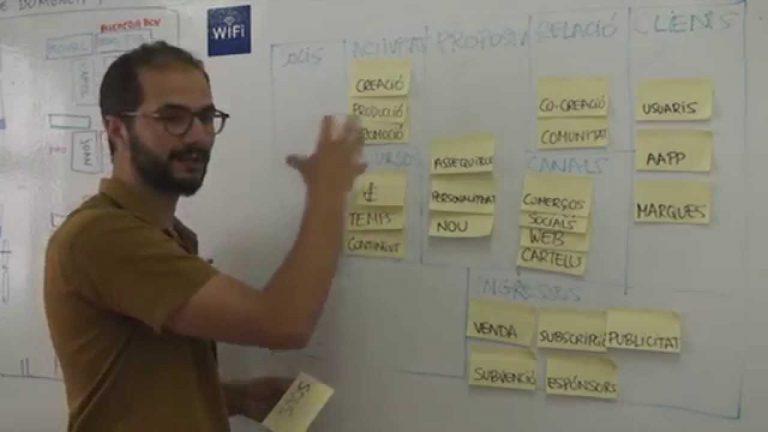 Crear una empresa cultural o creativa: primer pas, pensar el model de negoci