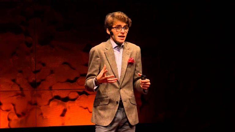 La pasion de ser diferente   Bosco Tamames   TEDxYouth@Madrid