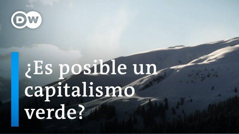 ¿Es posible un capitalismo verde e inclusivo?