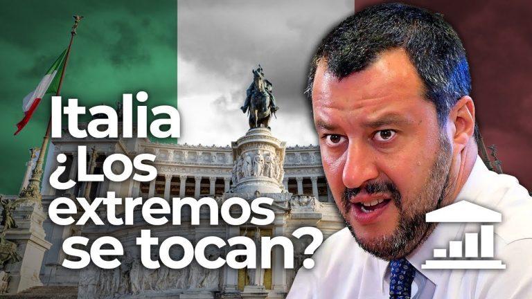 ITALIA ¿IZQUIERDA + DERECHA en un gobierno de coalición? – VisualPolitik