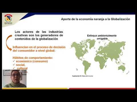 Economía Naranja y Globalización