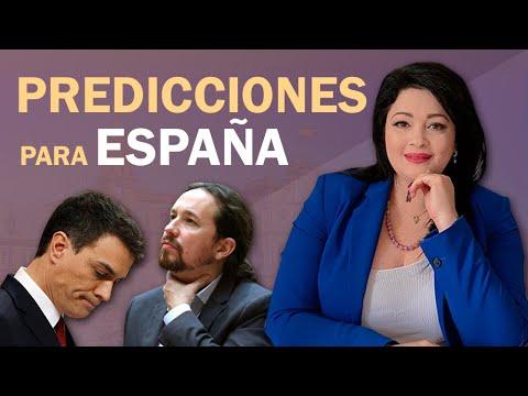 PREDICCIONES PARA ESPAÑA 2020. QUE PASARA EN ESPAÑA ? | KATIUSKA ROMERO