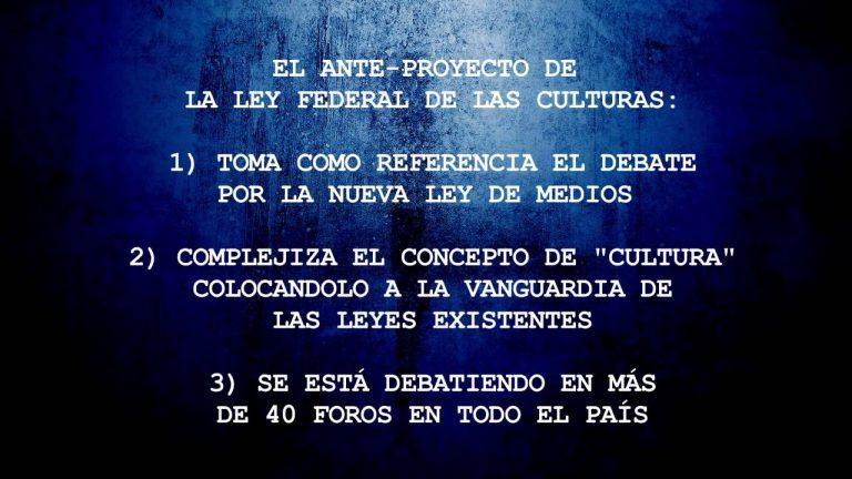 7. Una herramienta creativa para la organización cultural