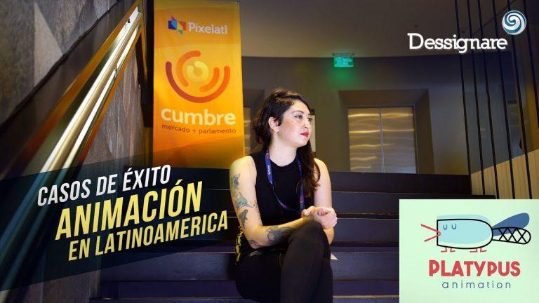 Casos de Éxito en la industria de Animación en México | CUMBRE Pixelatl