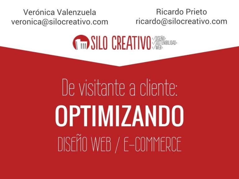 De Visitante a Cliente, Optimizando el Diseño Web