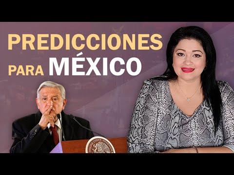 PREDICCIONES PARA MÉXICO 2020. QUE PASARA EN MÉXICO ? | KATIUSKA ROMERO