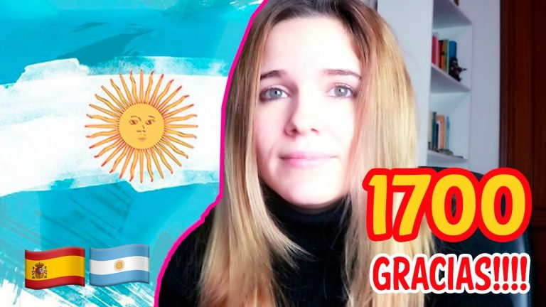 RESPONDO SUS PREGUNTAS | ESPECIAL 1700 SUS!! Argentina en España
