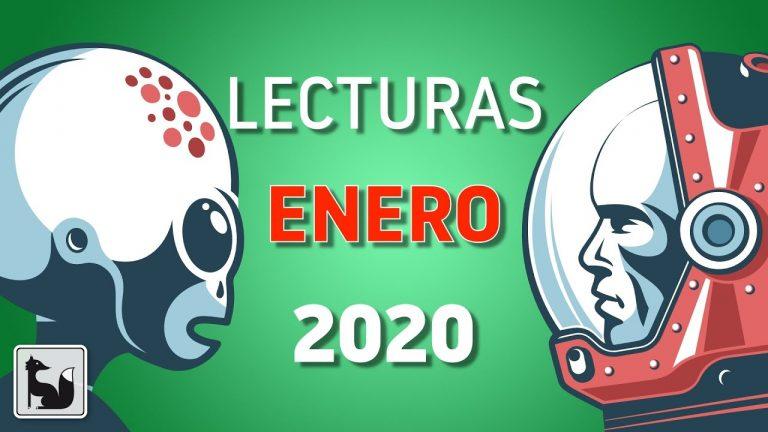 LECTURAS del mes de ENERO 2020
