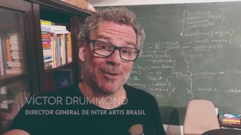 #LaCulturaNosUne – Víctor Drummond