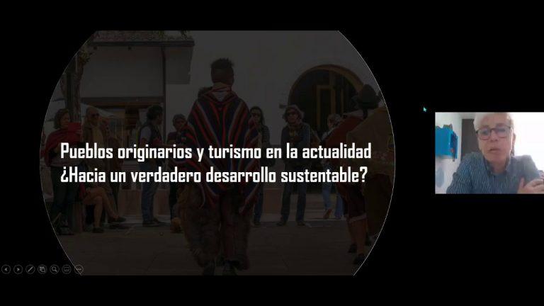 """Video conferencia """"Cultura Ancestral y Turismo"""""""