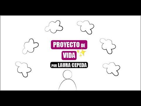 5 PASOS PARA CREAR TU PROYECTO DE VIDA POR LAURA CEPEDA
