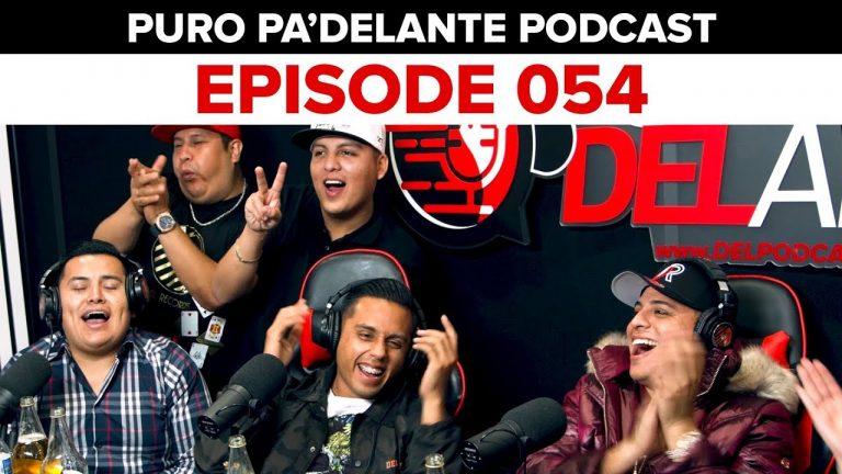 Entrevista con Grupo Firme – Puro Pa'DELante – Podcast 054 – DEL Records 2019