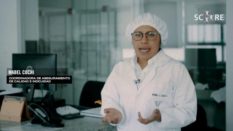 La Paz: Empresa Industrias Venado S.A – Caso de éxito de la implementación de la metodología SCORE