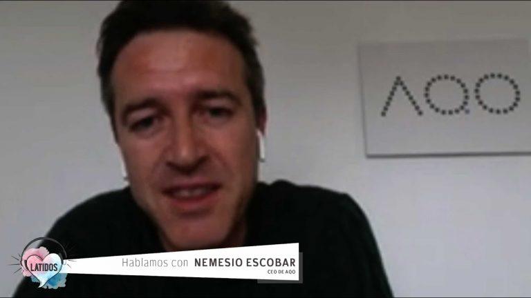 La Industria Cultural y del Ocio en el Estado de Alarma con Nemesio Escobar