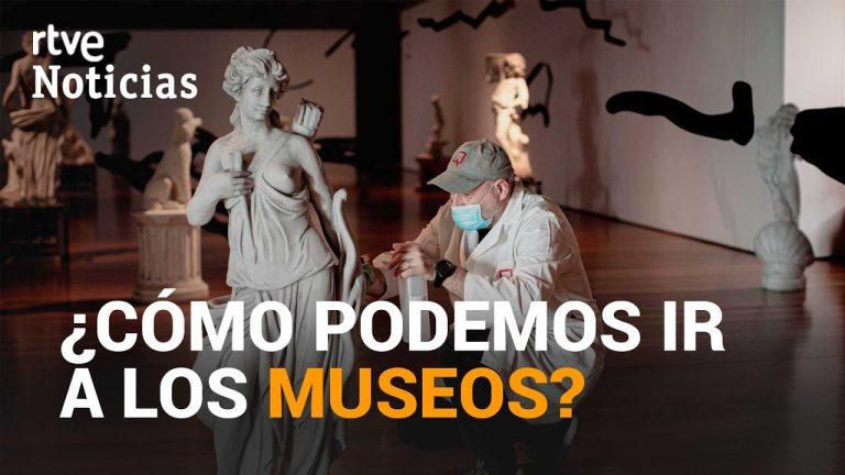 Coronavirus: ¿Cómo podemos ir a los museos?