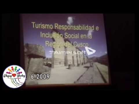 """""""TURISMO: RESPONSABILIDAD E INCLUSION SOCIAL EN EL CUSCO"""" –  CEO. PATRICIO ZUCCONI"""