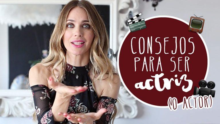 Vanesa Romero TV – Consejos para ser actriz