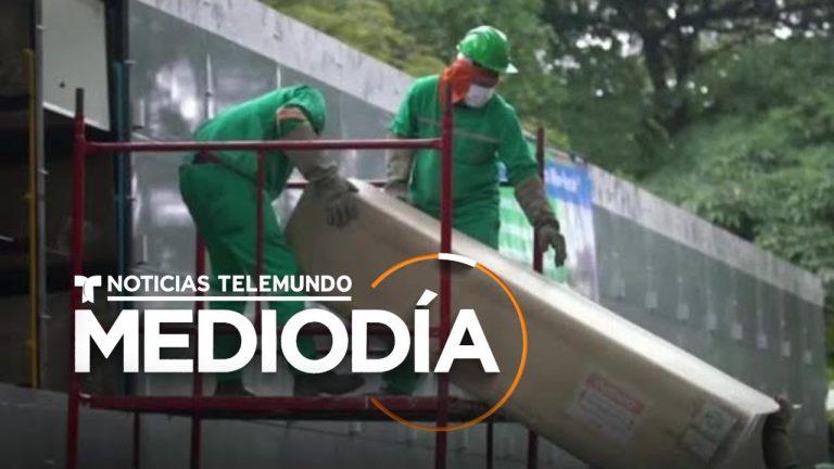Sao Paulo inicia la construcción de panteones verticales para albergar a los fallecidos por COVID-19