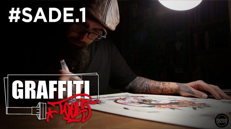 Pintando lámina de Tattoo con Rotuladores Calibrados 🎨 Sade