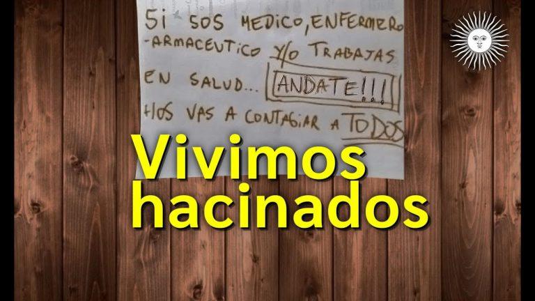 Entérate el drama del AISLAMIENTO SOCIAL y falta de solidaridad al vivir HACINADOS
