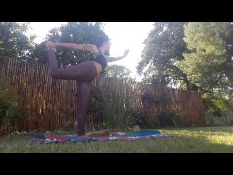 Yoga equilibrio y flexibilidad de caderas (clase 7)