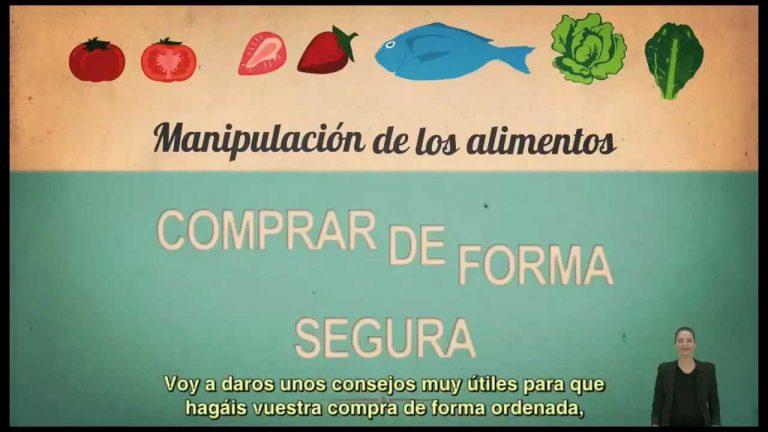 Manipulación de Alimentos. Comprar con Seguridad