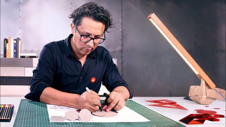 Curso online — Diseño de muebles y objetos para principiantes — Juan Pablo Fuentes