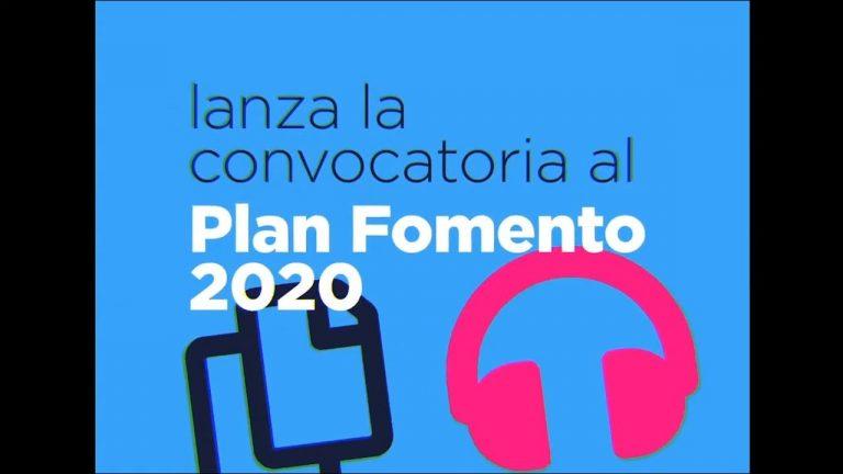 Presentación Plan de Fomento para Industrias Creativas – Completo