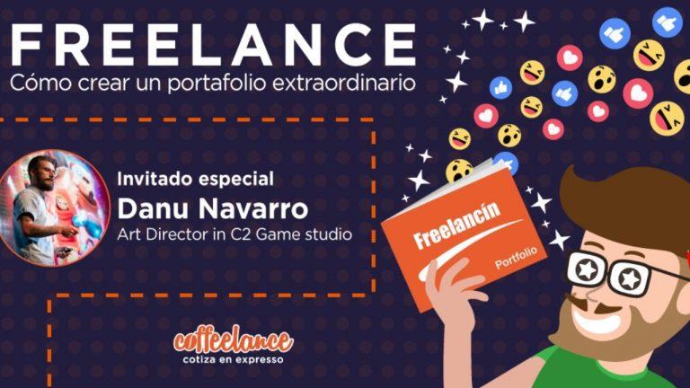 Freelance. Cómo crear un portafolio extraordinario – Danu Navarro