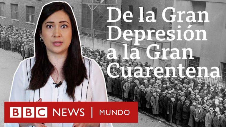La Gran Depresión, la crisis económica con la que comparan a la del coronavirus