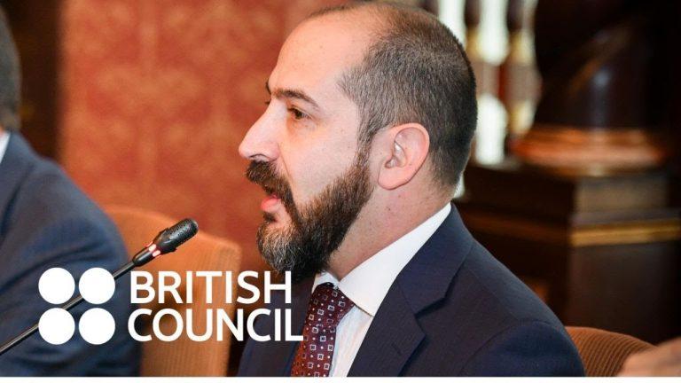 Misión de Industrias Creativas del Reino Unido – Felipe Buitrago
