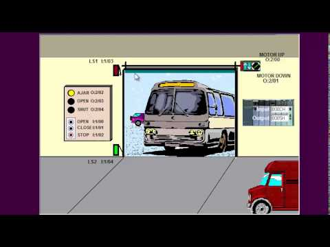 Ejemplo Puerta Vehicular Automatizada