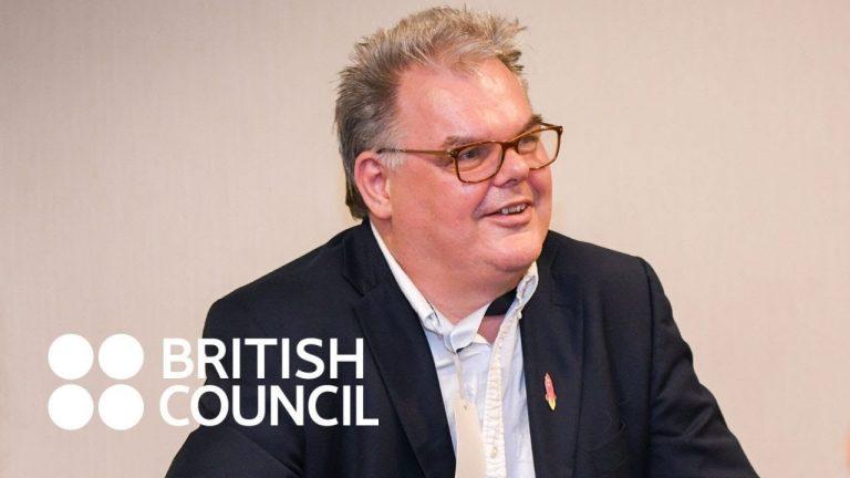 Misión de Industrias Creativas del Reino Unido – Crispin Parry