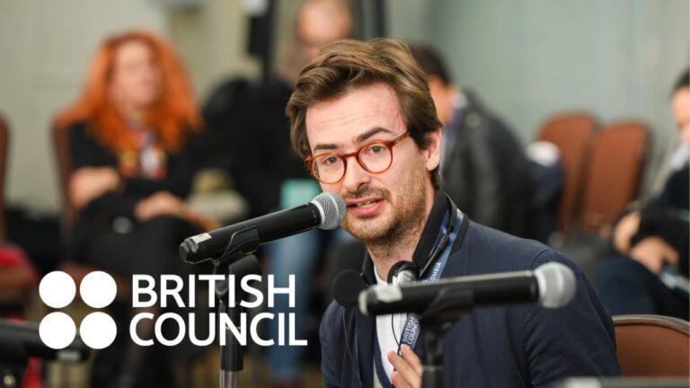 Misión de Industrias Creativas del Reino Unido – Ted Hodgkinson