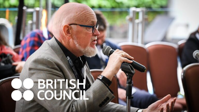 Misión de Industrias Creativas del Reino Unido – Dave Moutrey